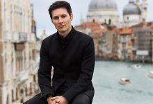 Photo of Pavel Durov, Sang Pendiri Aplikasi Telegram