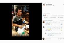 Photo of Viral, Pelanggan Restoran Cepat Saji Bawa Rice Cooker