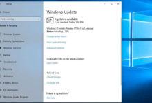 Photo of Update Terakhir Windows 10 Sebabkan File Hilang