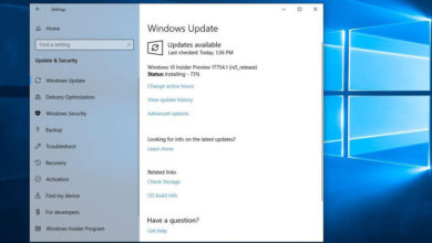 Photo of Update Terakhir Windows 10 Sebabkan File Hilang