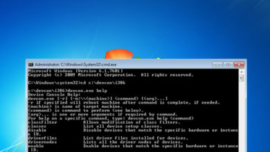 Photo of Mengelola Device Driver Windows dengan Command Prompt