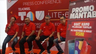 Photo of Paket TAU LITE6 Telkomsel: Pengalaman Digital Lifestyle Terbaik di Jaringan 4G