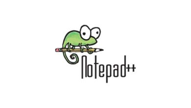 Photo of Notepad++