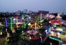Photo of Liburan di Wahana Bermain Suroboyo Carnival Park