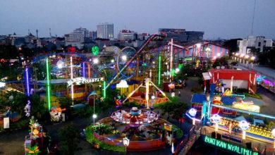 Photo of Liburan di Wahana Bermain Suroboyo Carnival Park