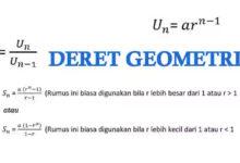 Photo of Cara Menghitung Deret Geometri