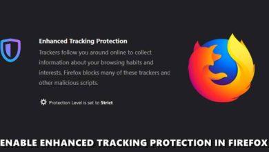 Photo of Cara Menggunakan Alat Proteksi Firefox agar Privasi Terlindungi saat Browsing