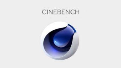 Photo of Cinebench
