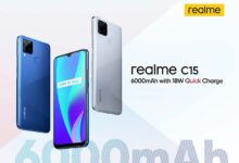 Photo of Realme C15 dengan Baterai Jumbo