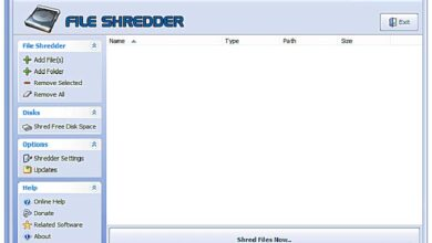 Photo of File Shredder