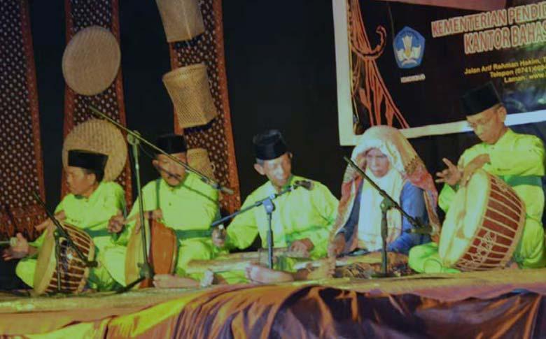 Musik Senandung Jolo dari muaro jambi