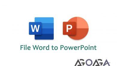 Photo of Cara Mengubah File Word jadi PowerPoint