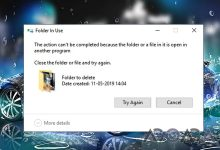 Photo of Cara Menghapus Paksa File atau Folder di Windows 10